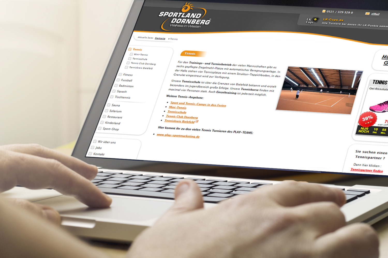 Sportland Dornberg - Homepage