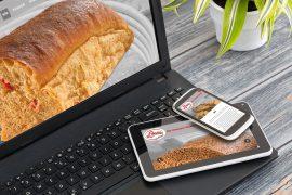 Bäckerei Lamm - Webseite